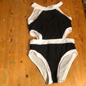 Other - NWOT cut out one piece swimsuit